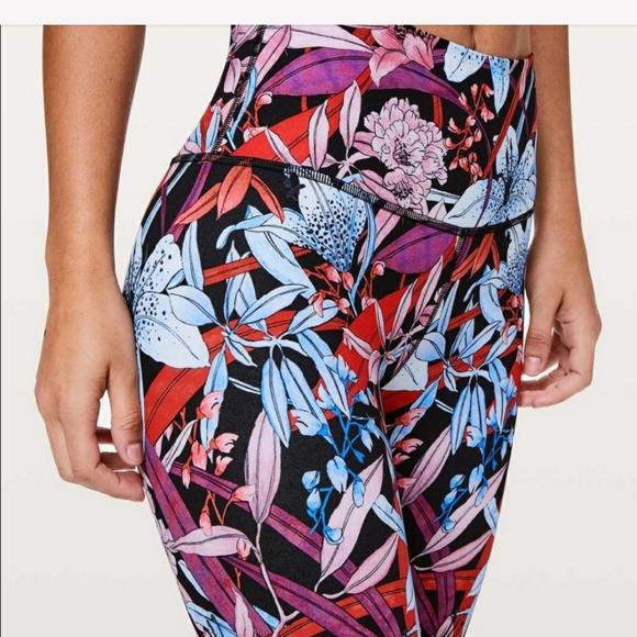 "Wonder Under Lily pattern 28""  size 6"